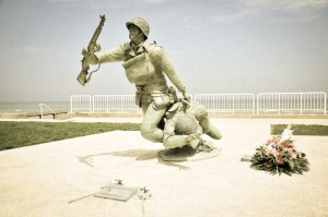 Omaha Beach, Dog One